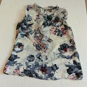 Tops - 100% Silk Shirt